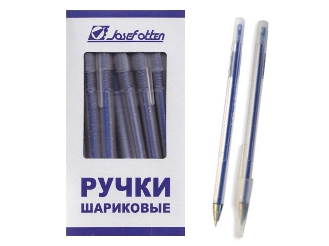 Ручка шариковая J.Otten Shimmer синяя 0.7мм 927В