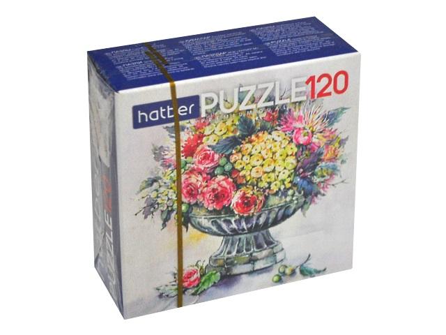 Пазлы  120 деталей Hatber Краски акварели 120ПЗ5_18357