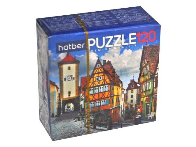 Пазлы  120 деталей Hatber Воспоминания 120ПЗ5_19083