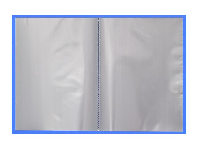 Папка с файлами  10ф А4 голубая Песок Kanzfile 051-10К