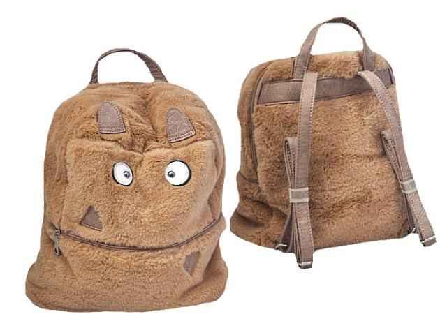 Рюкзак меховой Kite 33*28*14см K18-2551-2