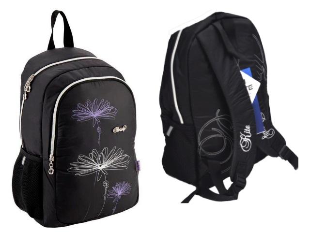 Рюкзак Beauty 40.5*26.5*13.5см черный Kite K18-866L-1