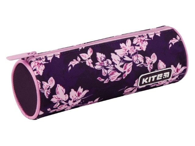 Пенал-косметичка Сиреневые цветы Kite K19-640-3