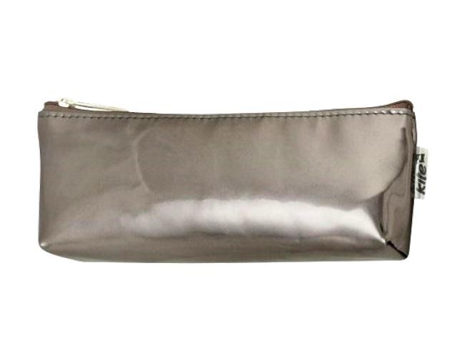 Пенал-косметичка Kite Металлик серый K18-698-4