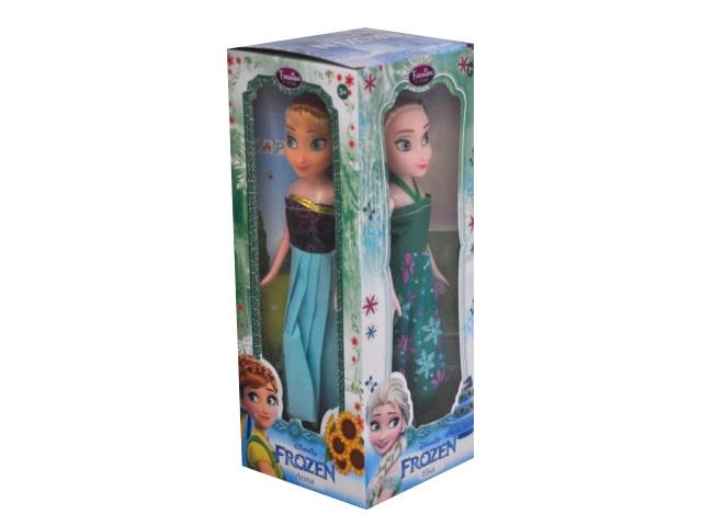 Куклы 4 шт. Frozen 22см 6289