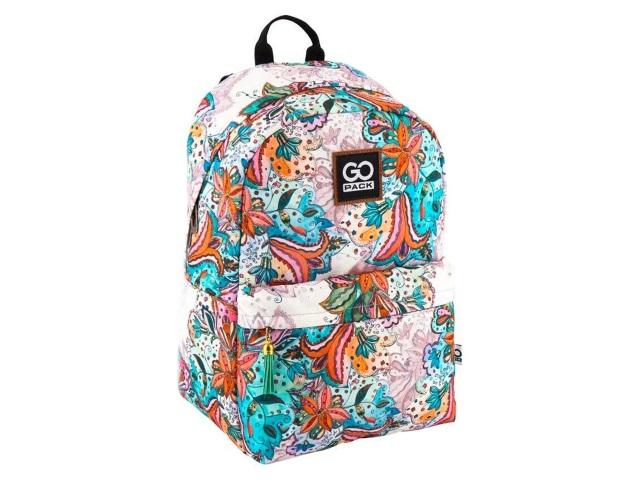 Рюкзак Цветы 42.5*30*16см Kite GO18-125L-4