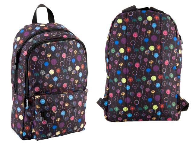 Рюкзак GoPack 44*29*12.5см Цветные одуванчики Kite GO18-117M-1
