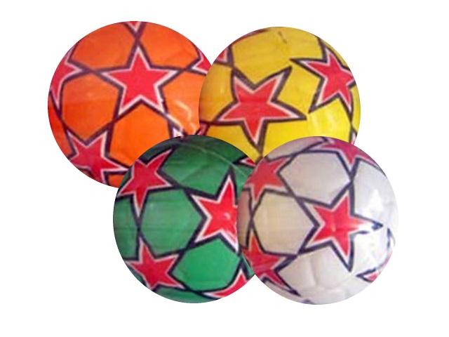 Мяч  6.3 см Футбол Звезды PU63-003