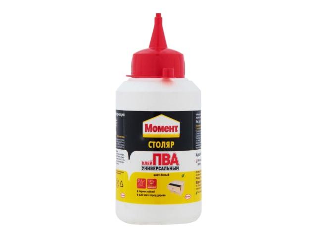 Клей ПВА  250г Момент Столяр универсальный Henkel