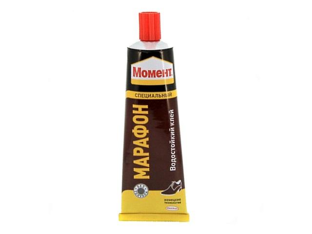 Клей супер  30г Момент Марафон обувной водостойкий Henkel