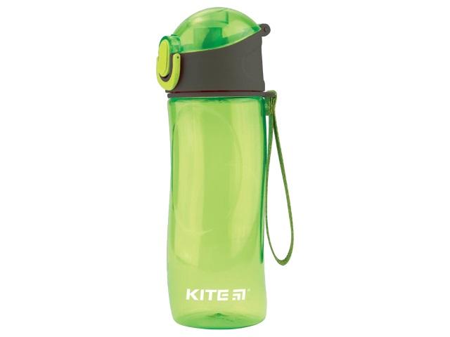 Бутылочка для воды Kite 530мл зеленая K18-400-01