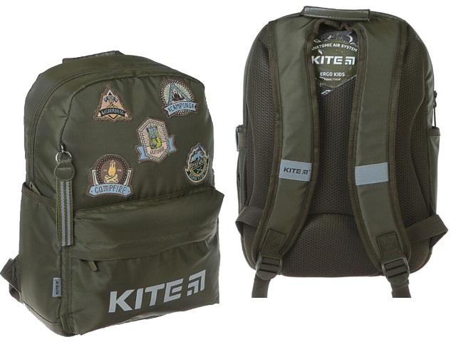 Ранец школьный Kite Camping 38*26*11см K19-719M-4