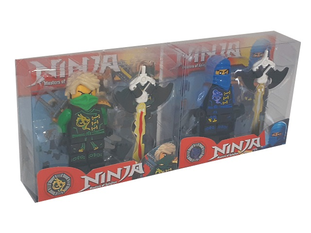 Фигурка Ninja 9см 89023
