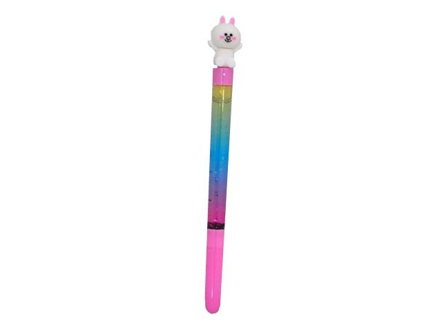 Ручка шариковая детская Mazari Mi-mi синяя 0.7мм M-7535-70