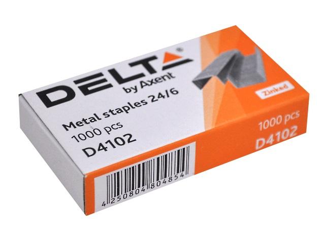 Скоба №24/6 Axent 1000 шт. D4102