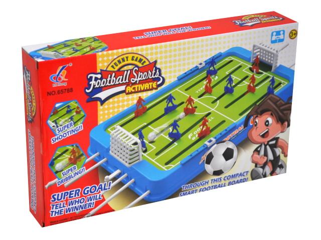 Настольная игра Футбол Забей в ворота Рыжий кот 101007597