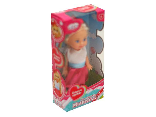 Кукла Машенька 12см Модная одежда Карапуз MARY15686-19-BB