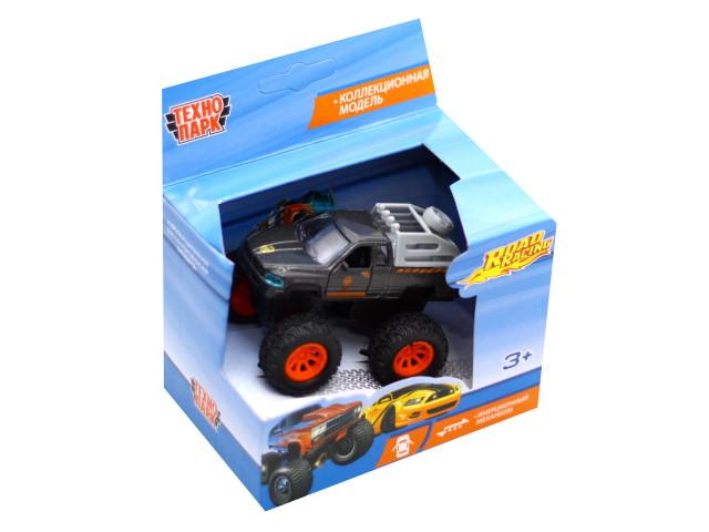Машина металл Технопарк Джип Road Racing Монстр 8см W7730-R