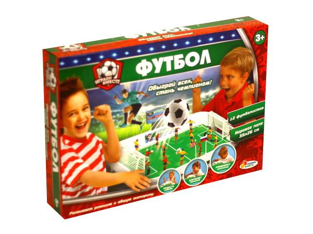 Настольная игра Футбол Играем вместе B42670-R1