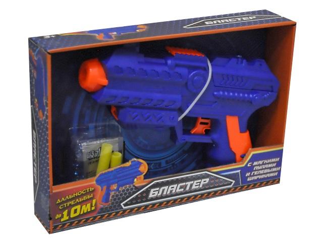 Бластер 21 см с гелевыми пулями Играем вместе 1601G288-R