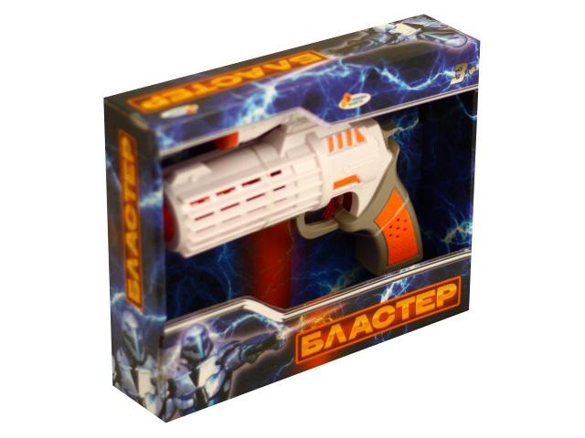 Бластер на батарейках 18см Космический Играем вместе B1211025-R2