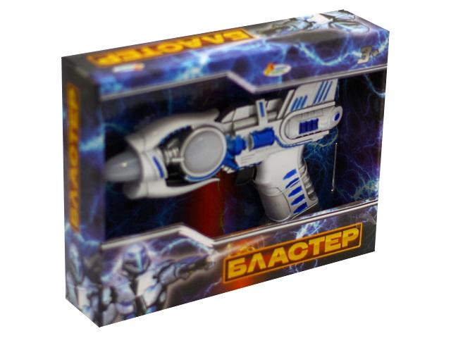 Бластер на батарейках 18см Играем вместе B1631645-R