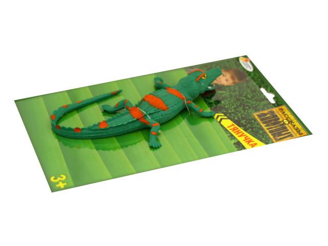 Тянучка Крокодил Саркозух 27см Играем вместе W6328-112T-R