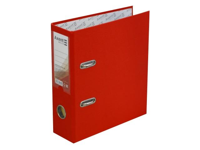 Регистратор  А5/75 Axent красный без окантовки D1718-06P