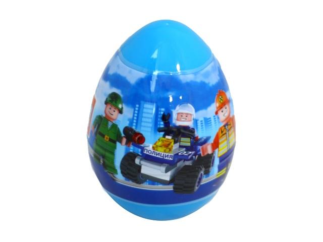 Конструктор в яйце Город мастеров Город 9801