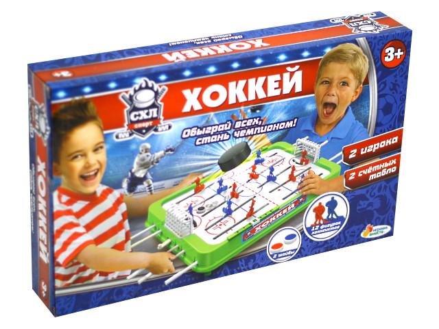 Настольная игра Хоккей Играем вместе B1535129-R1