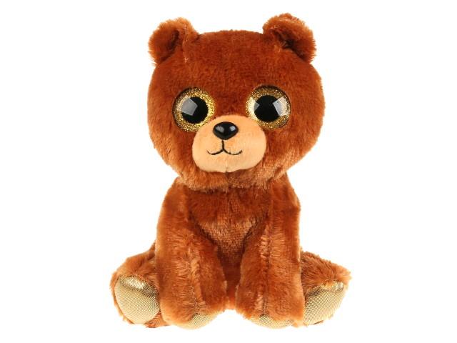 Мягкая игрушка Медвежонок 15см Мульти-пульти OT188182GNS