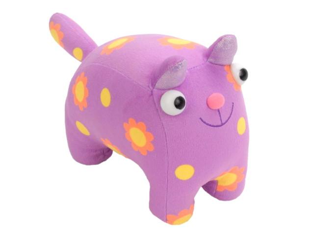 Мягкая игрушка Деревяшки Кошечка Мяу 20см Мульти-пульти V92673-20NS