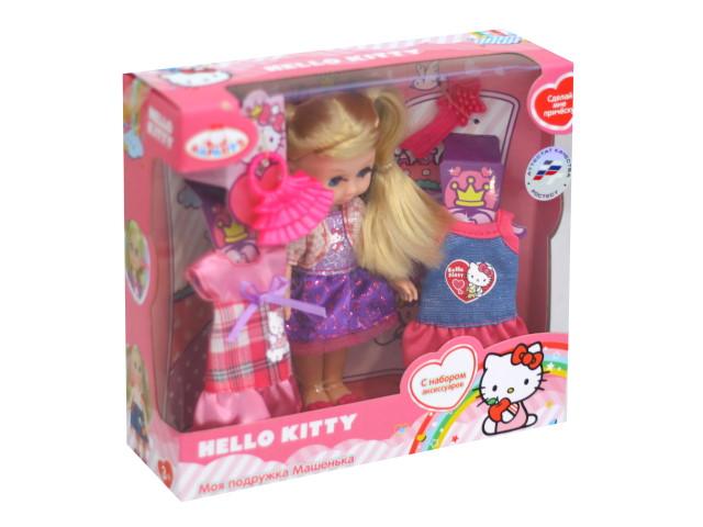 Кукла Машенька 15см с аксессуарами MARY202X-HK