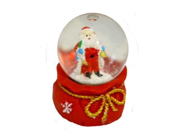 Сувенир Снежный шар Дед Мороз
