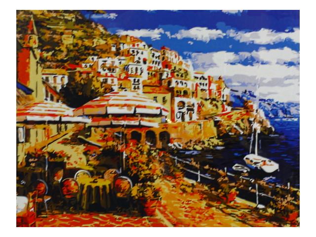 Картина по номерам 40*50см Ландшафты Mazari М-10112