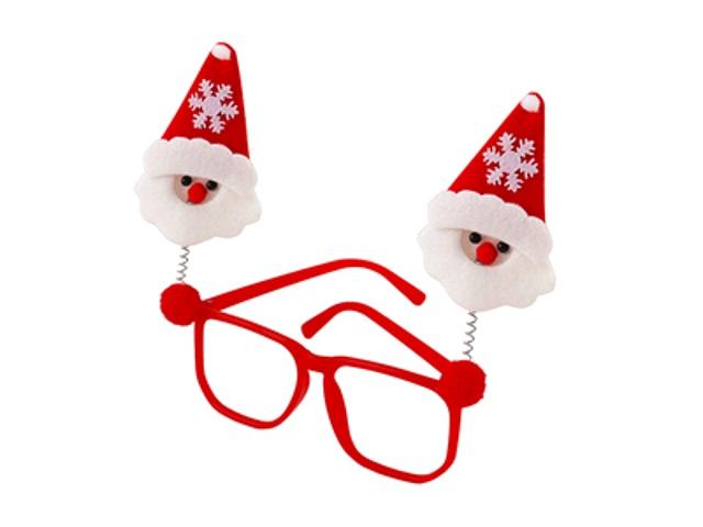 Очки карнавальные Дед Мороз Miland НУ-4397