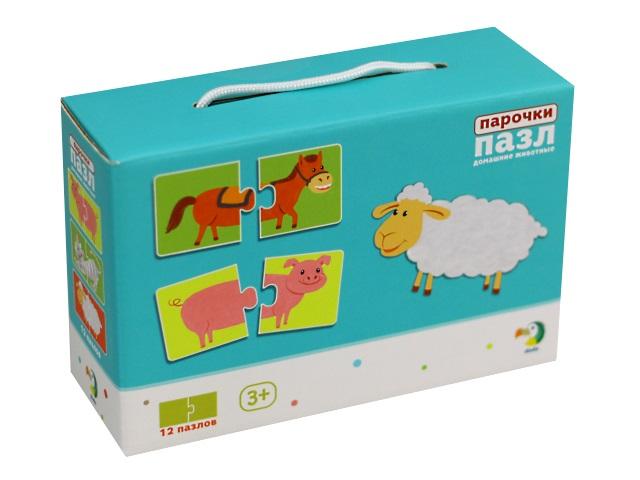 Пазлы Dodo Парочки Домашние животные R300115