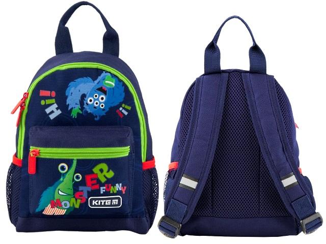 Рюкзак детский Kite Kids 25*19.5*9.5см синий Kite K19-534XS-1