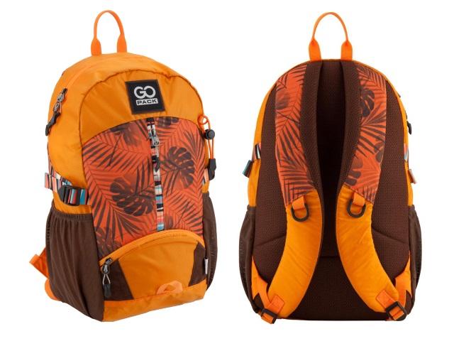 Рюкзак Kite GoPack 45*29*17см оранжевый GO18-129L