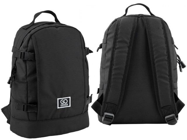 Рюкзак Kite GoPack 35.5*25.5*13см черный GO19-148S-1