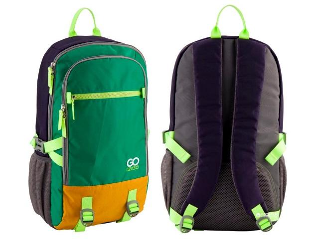 Рюкзак Kite GoPack 48*28*16см зеленый GO18-130L-2