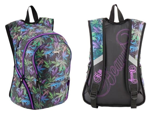 Рюкзак Kite Beauty 44*32*18см Цветные листья K18-953L