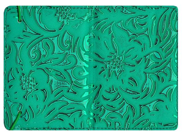 Обложка для автодокументов кожзам Бритни с вкладышем на резинке J.Otten 6402