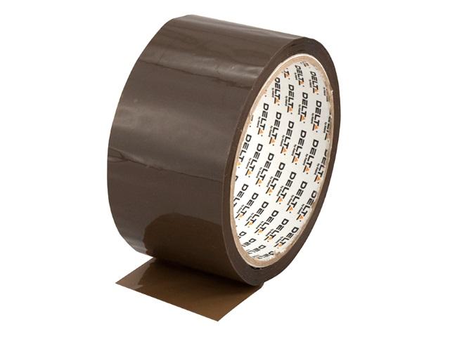 Скотч 48*50м Axent 40мкм коричневый D3031-02