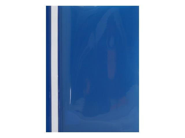 Скоросшиватель А4 Axent синий глянцевый 1317-02-A