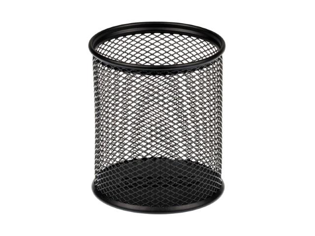 Стакан для ручек металл Axent сетка черный круглый 2110-01-A