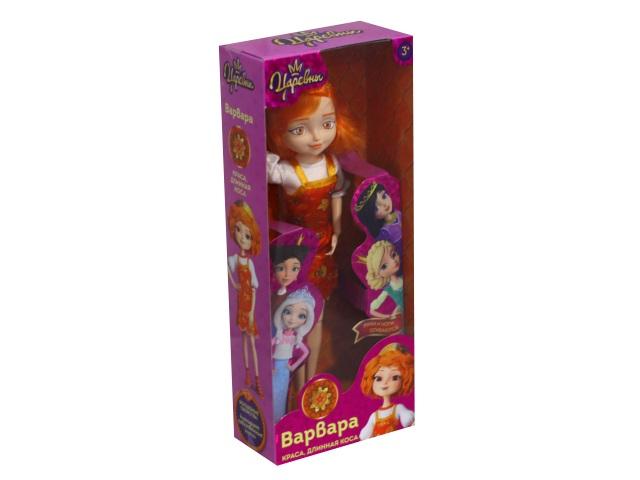 Кукла Царевна Варвара 29см Карапуз 5PR-VARVARA29-B