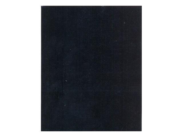 Тетрадь 48л клетка Hatber Metallic бумвинил черная 48Т5бвВ1