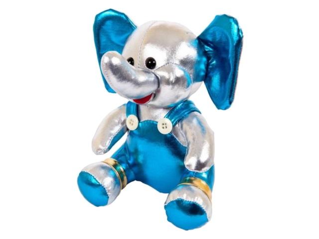 Мягкая игрушка Металлик Слоник 16см ABToys М2111