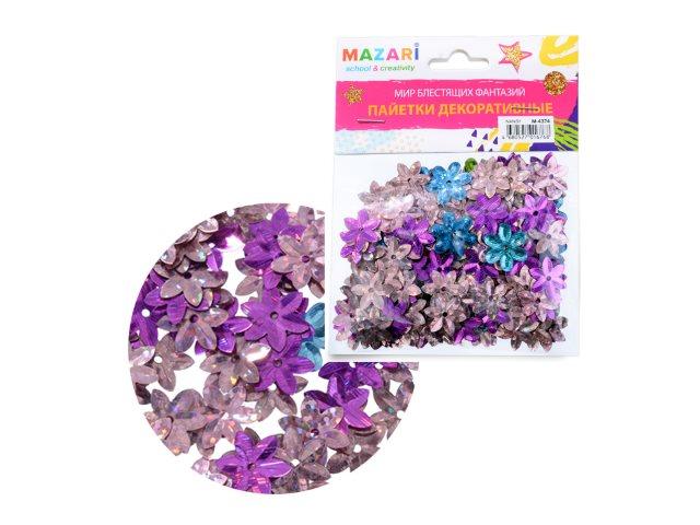 Декоративные элементы Пайетки Nansy Mazari M-4374